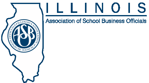 outline of state of Illinois and ASBO logo